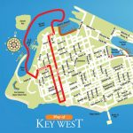 Key West Ducks Route Map | Southernmost Duck Tours – Map Of Hotels In Key West Florida