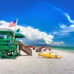 Kid Friendly Attractions On Siesta Key, Florida [With A Map]   Siesta Key Florida Map