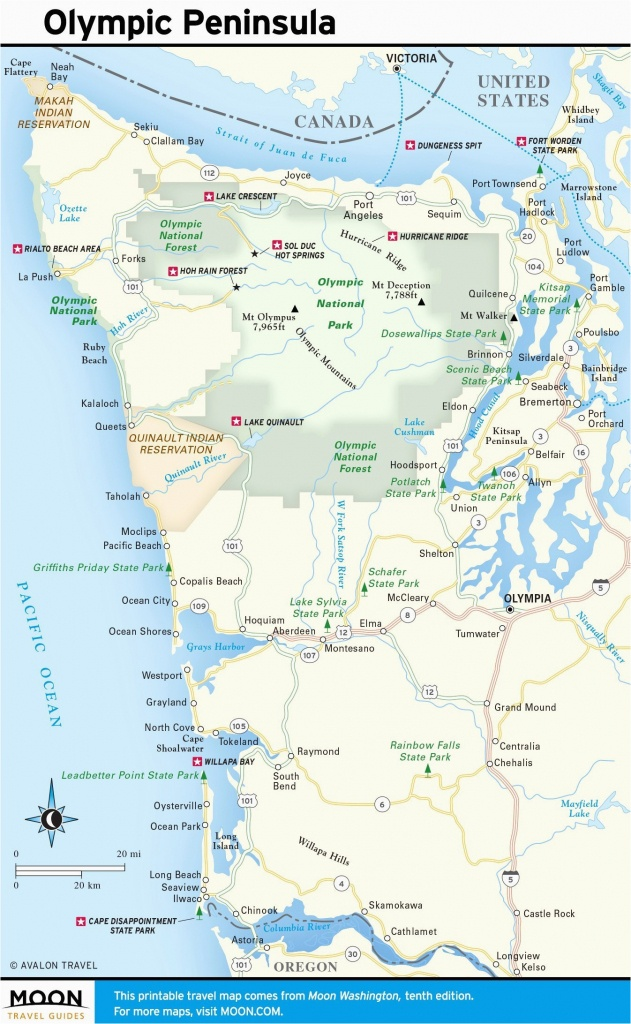 La Costa California Map | Secretmuseum - Highway 101 California Map