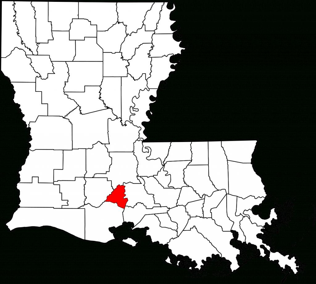 Lafayette Parish Sheriff's Office - Wikipedia - Printable Map Of Lafayette La