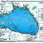 Lake Eustis , In Eustis City ,en La Florida (Centro Florida   Florida Fishing Lakes Map