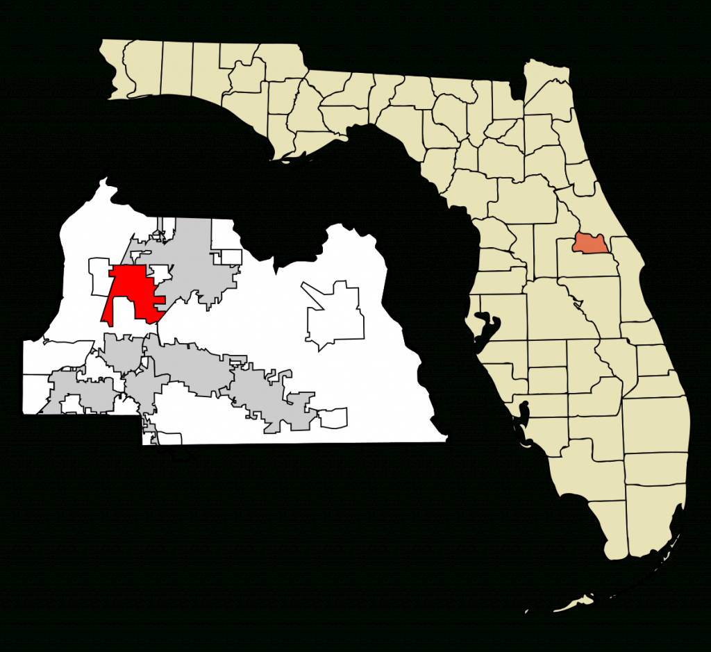 Lake Mary, Florida - Wikipedia - Map Of Lake Mary Florida And Surrounding Areas