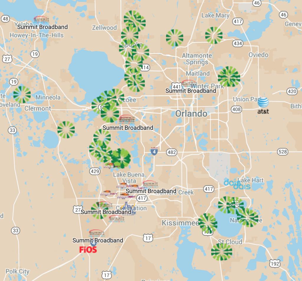 Lake Nona Florida Map – Landscape - Lake Nona Florida Map