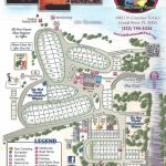 Lake Rousseau Rv Park   Florida Rv Campgrounds Map
