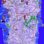 Large Baja Sardinia Maps For Free Download And Print | High   Printable Map Of Sardinia