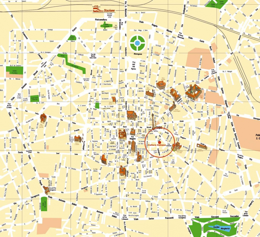 Large Bologna Maps For Free Download And Print | High-Resolution And - Bologna Tourist Map Printable