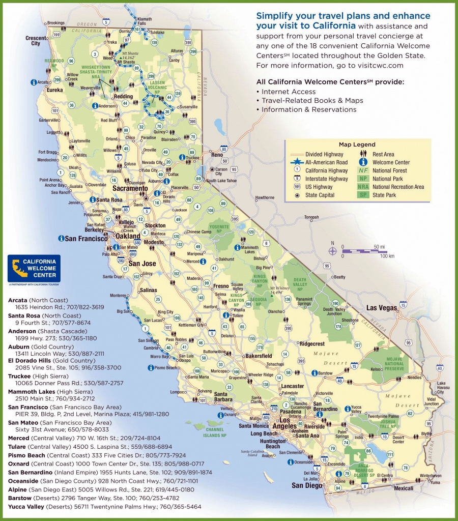Large California Maps For Free Download And Print   High-Resolution - California State Map With Cities