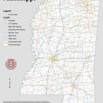 Large Detailed Map Of Mississippi With Cities And Towns   Printable Map Of Ms