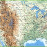 Large Detailed Map Of Usa With Cities And Towns   Printable Map Of The Usa With States And Cities