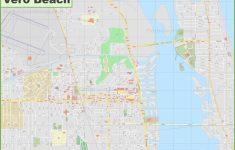 Large Detailed Map Of Vero Beach   Google Maps Vero Beach Florida