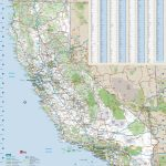 Large Detailed Road Map Of California State. California State Large   California State Road Map