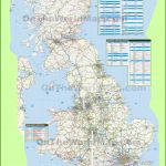 Large Detailed Road Map Of Uk   Printable Road Maps Uk