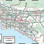 Large Los Angeles Maps For Free Download And Print | High Resolution   Printable Map Of Los Angeles