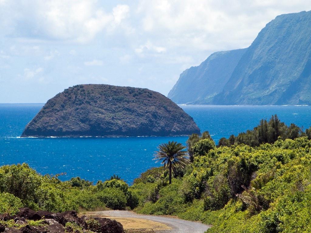 Large Molokai Maps For Free Download And Print | High-Resolution And - Molokai Map Printable