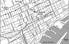 image about Printable Map of Montreal referred to as High Montreal Maps For No cost Obtain And Print Substantial