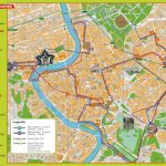 Large Rome Maps For Free Download And Print | High Resolution And   Rome Tourist Map Printable
