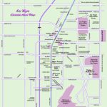 Las Vegas Map, Official Site   Las Vegas Strip Map   Printable Vegas Strip Map