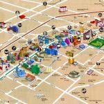 Las Vegas Maps   Top Tourist Attractions   Free, Printable City   Printable Las Vegas Street Maps