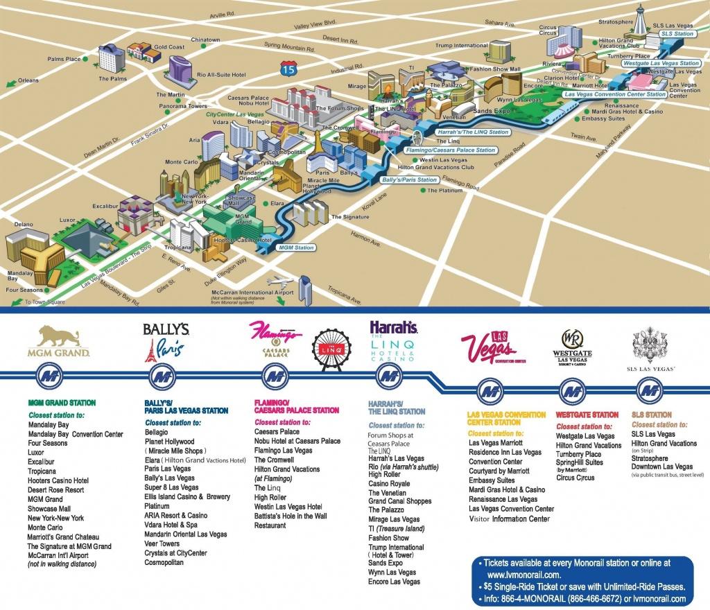Las Vegas Strip Hotels And Casinos Map | Las Vegas In 2019 | Las - Map Of Las Vegas Strip Hotels Printable