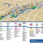 Las Vegas Strip Hotels And Casinos Map   Printable Vegas Strip Map