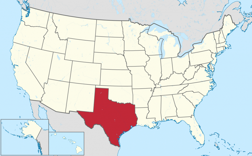 List Of Cities In Texas - Wikipedia - Midnight Texas Map
