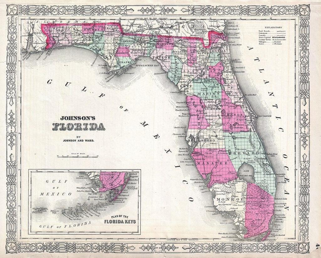 List Of Shipwrecks Of Florida - Wikipedia - Treasure Coast Florida Map
