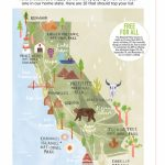 Livi Gosling   Map Of California National Parks | I'll Go Anywhere   California National Parks Map