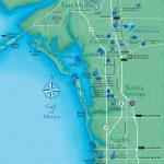 Locate Miromar Lakes, Florida – Just North Of Naples And Estero In – Estero Beach Florida Map