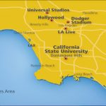 Location And Climate | Csudh Ceie International | Carson, Ca   Carson California Map