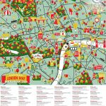 London Maps   Top Tourist Attractions   Free, Printable City Maps   Printable City Maps