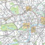 London Maps – Top Tourist Attractions – Free, Printable City Street   Free Printable City Street Maps