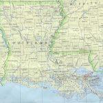 Louisiana Maps   Perry Castañeda Map Collection   Ut Library Online   Texas Louisiana Border Map