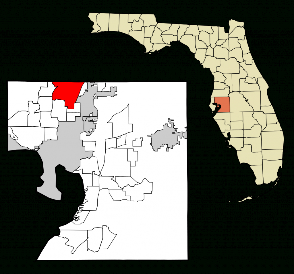 Lutz, Florida - Wikipedia - Sinkhole Map Hernando County Florida