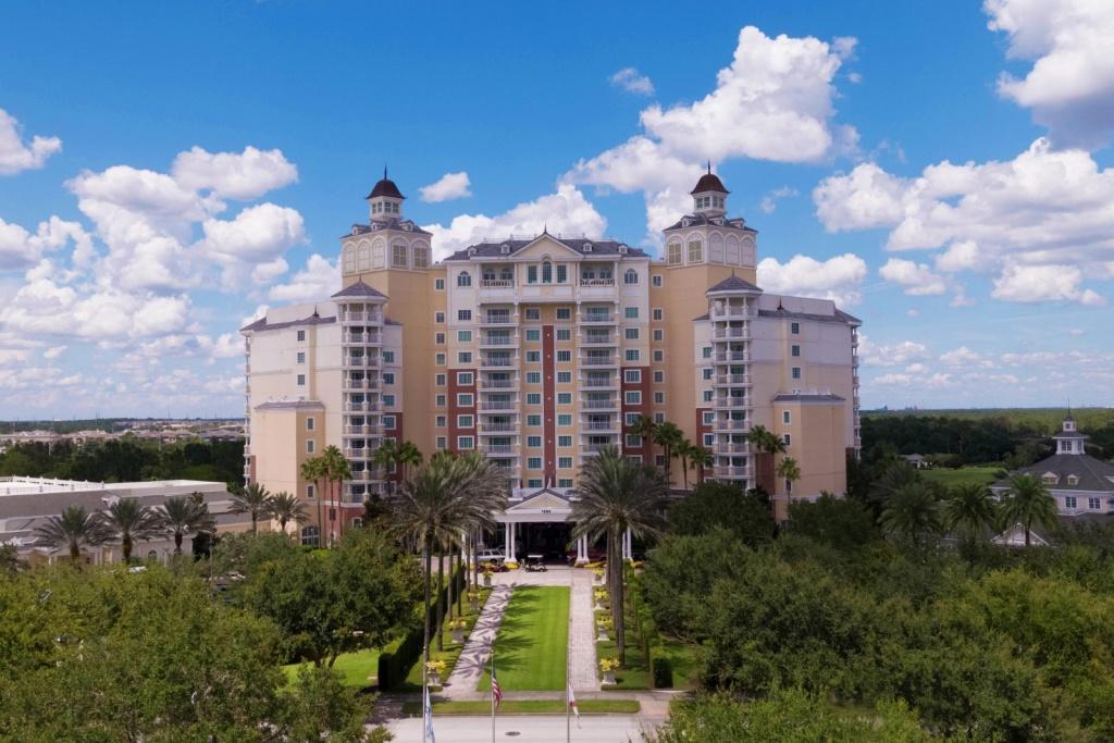 Luxury Orlando Resorts   Reunion Resort   Hotel In Orlando - Map Of Reunion Resort Florida