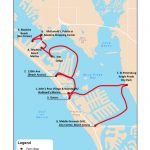 Madeira Beach Route » Tampa Bay Ferry & Water Taxi | Treasure Island   Johns Pass Florida Map