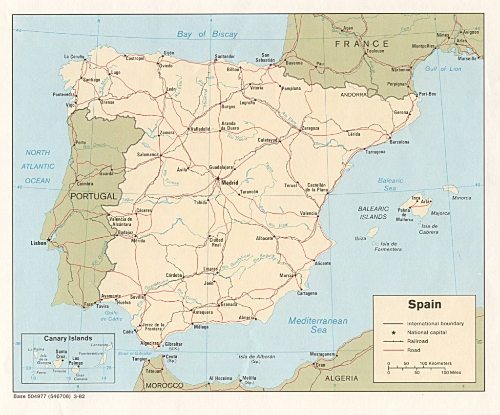 Madrid Maps: Interactive Tourist Map, Metro Map, Trains And More - Printable Map Of Spain Pdf