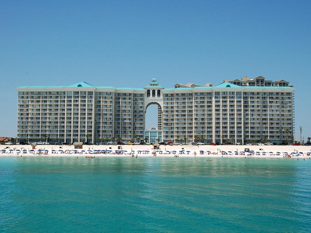 Majestic Sun | Destin Condo Rentalsocean Reef Resorts - Map Of Hotels In Destin Florida
