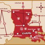 Map & Directions | Lafayette, La Trip Planner   Printable Map Of Lafayette La