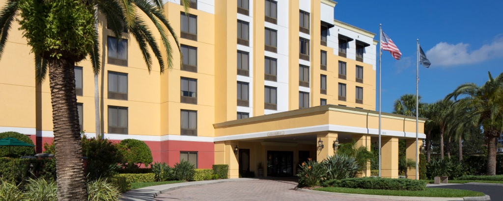 Map | Hotels Near Usf | Springhill Suites Tampa Airport - Tampa Florida Airport Hotels Map
