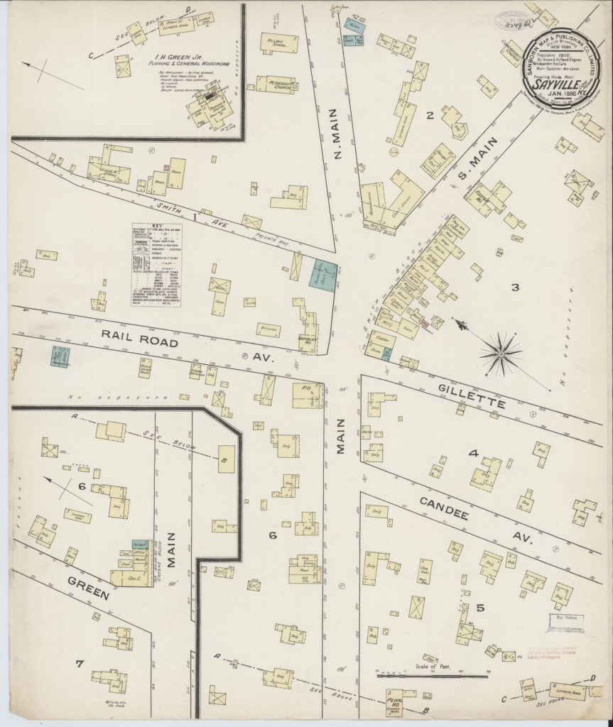 Map | Library Of Congress - Sun City Texas Map