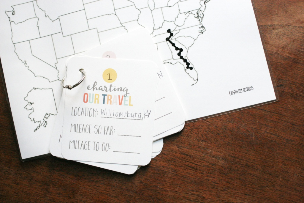 Map My Trip For Kids | Charting Travel With A Free Map Template - Printable Travel Maps For Kids