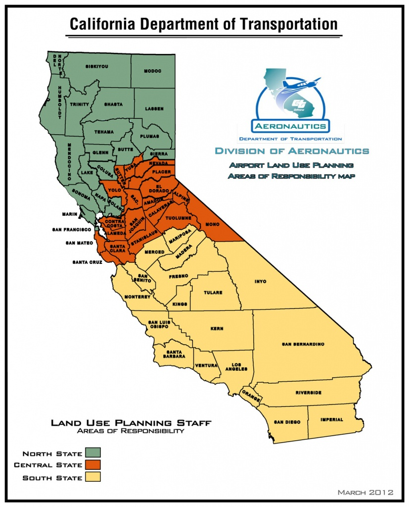 Map Northern Cal And Travel Information | Download Free Map Northern Cal - Map Of Central And Southern California Coast