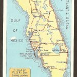 Map Of #bocagrande | Aa One Day | List   Punta Gorda Florida Map