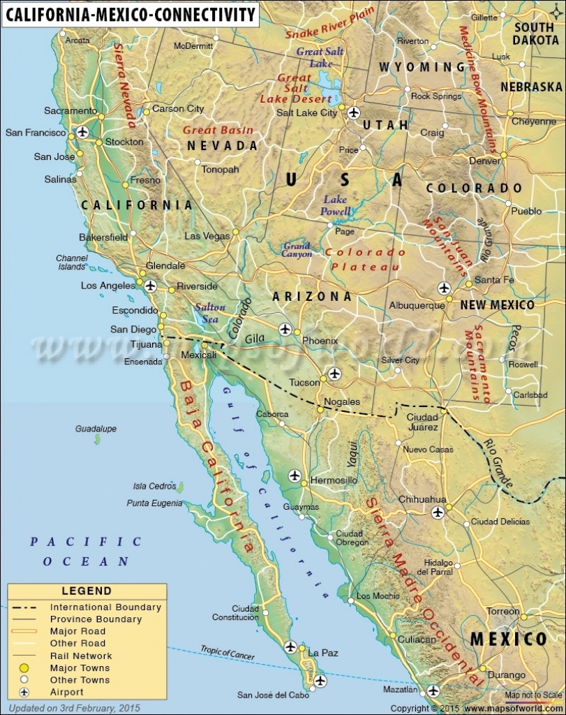Map Of California Cities Near San Francisco – Map Of Usa District - Map Of California Near San Francisco