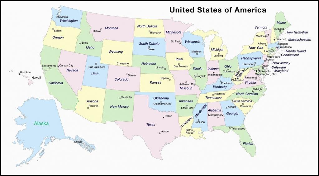Map Of California Nevada And Arizona Us Area Code Map Printable New - Us Area Code Map Printable