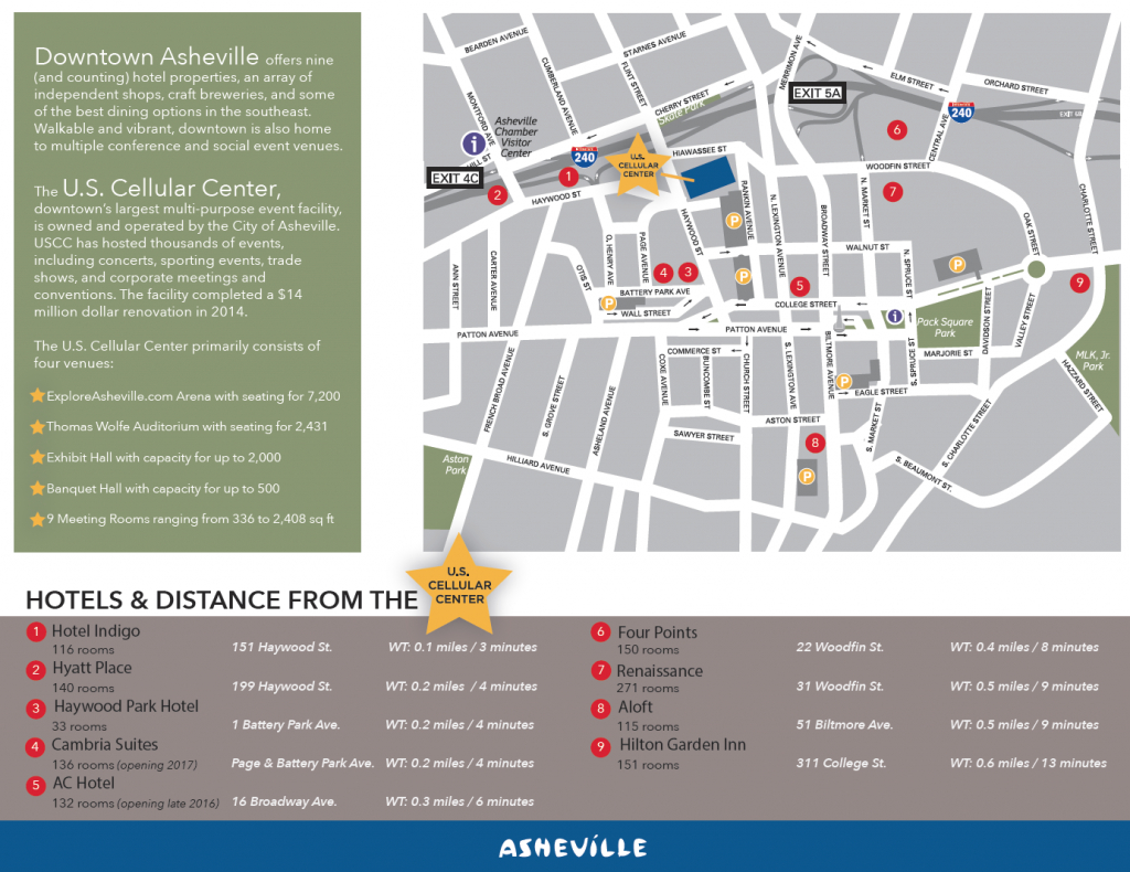Map Of Downtown Asheville Nc | Area Code Map - Printable Map Of Downtown Asheville Nc
