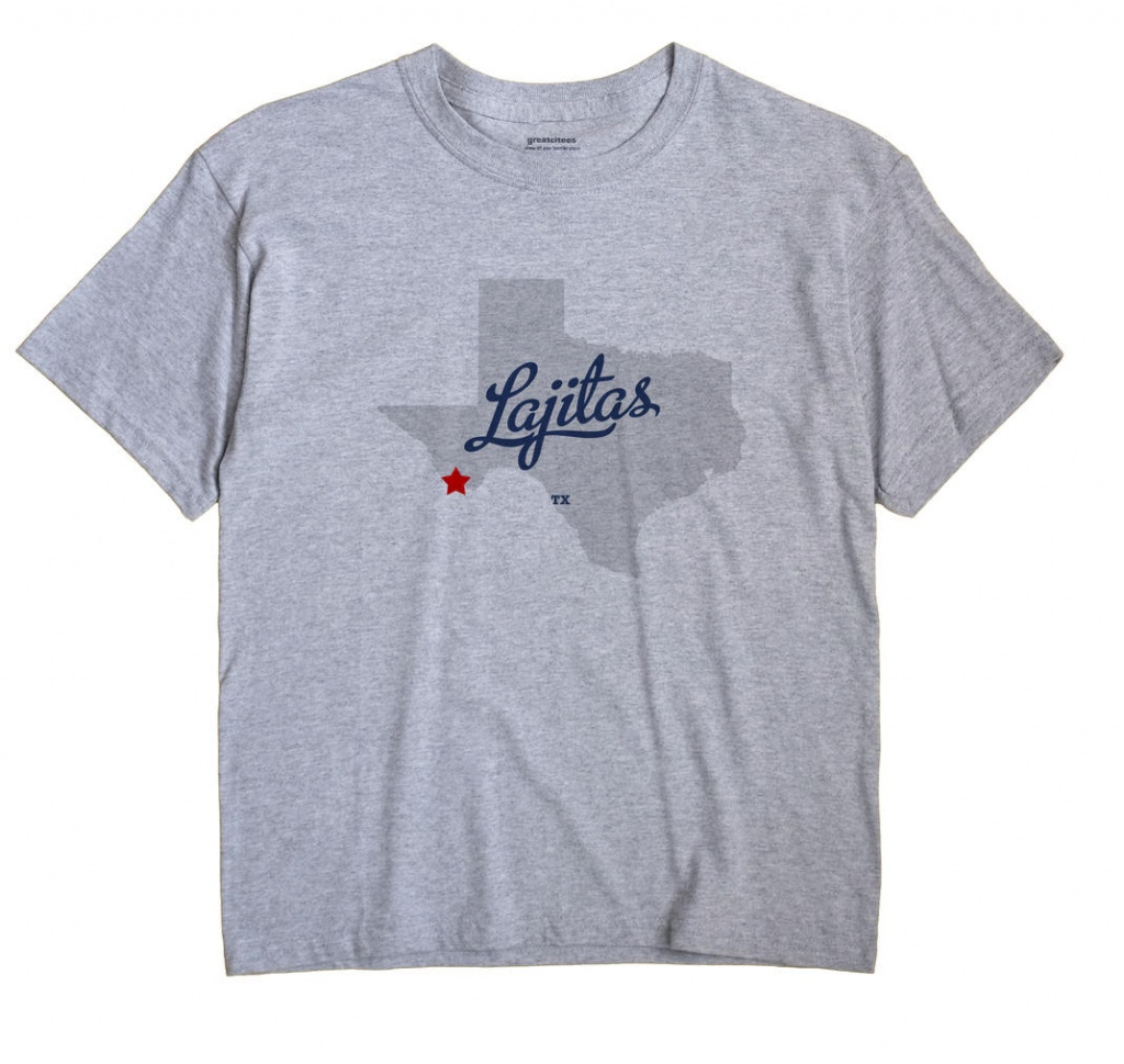 Map Of Lajitas, Tx, Texas - Lajitas Texas Map