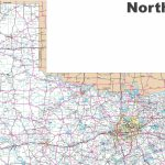 Map Of North Texas   North Texas Highway Map