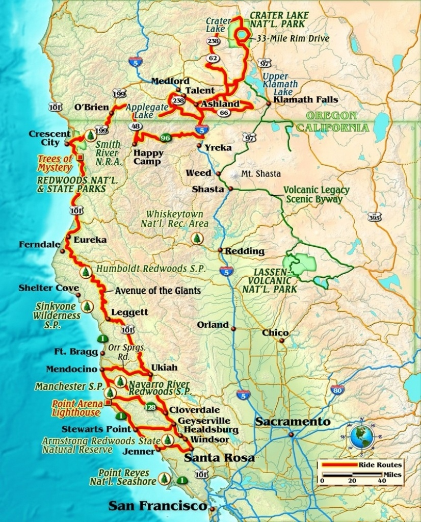 Map Of Northern California And Oregon – Netwallcraft For Map Of - Map Of Northern California And Oregon