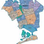 Map Of Nyc 5 Boroughs & Neighborhoods   Printable Map Of Brooklyn Ny Neighborhoods